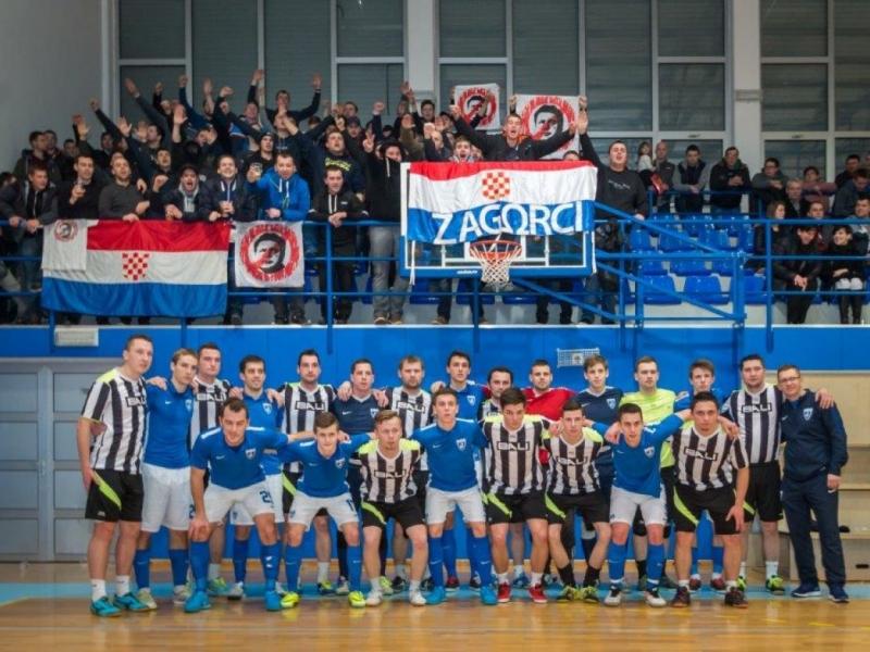 SPEKTAKL / Futsal Dinamo ponovo u Kotoribi: Zaigrat će i Niko Pahek!