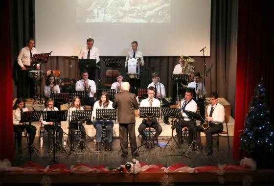 VIDEO / Samostalni božićno novogodišnji koncert Limene glazbe Općine Kotoriba